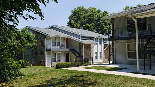 Walker Springs Apartments Knoxville Tn
