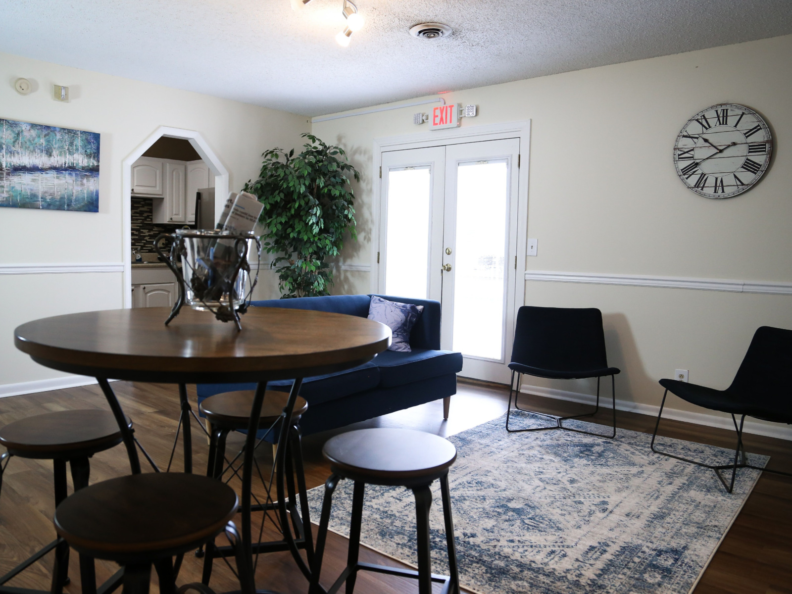 Knoxville Apartment Amenities - Deluxe Rentals at Walker Springs